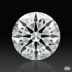 0.50 ct G SI1 A CUT ABOVE® Hearts and Arrows Super Ideal Round Cut Loose Diamond