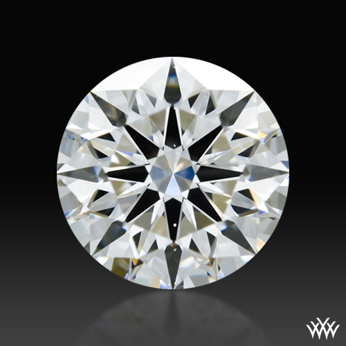0.625 ct F VS2 A CUT ABOVE® Hearts and Arrows Super Ideal Round Cut Loose Diamond