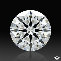 0.545 ct F VS2 A CUT ABOVE® Hearts and Arrows Super Ideal Round Cut Loose Diamond