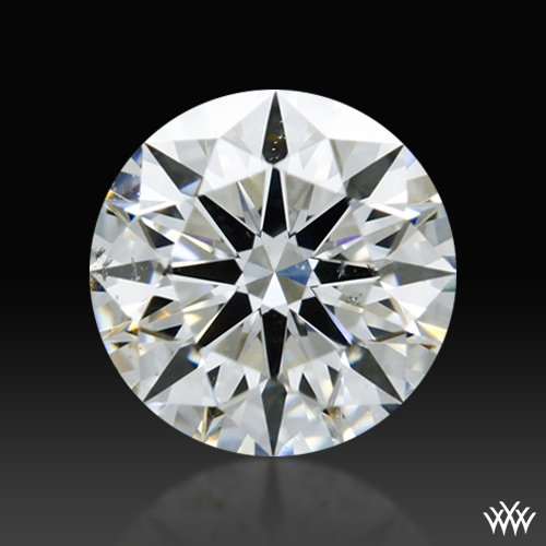 0.51 ct F SI1 Expert Selection Round Cut Loose Diamond