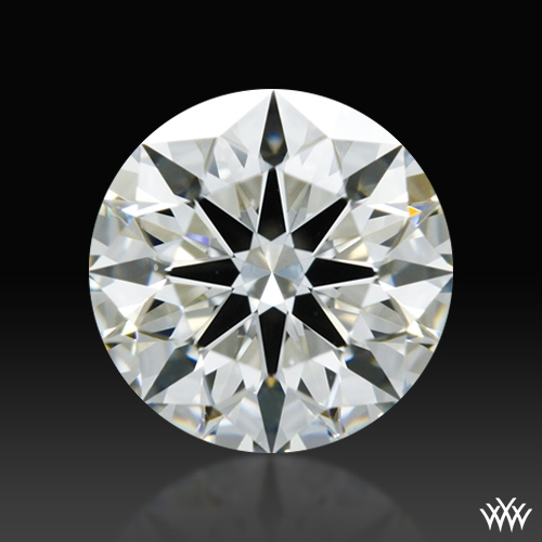 0.668 ct I VS2 A CUT ABOVE® Hearts and Arrows Super Ideal Round Cut Loose Diamond