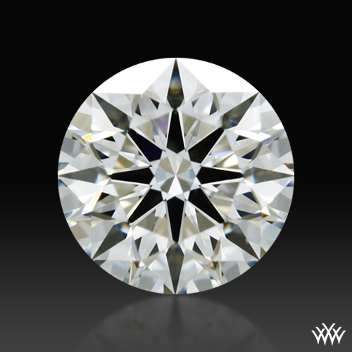 0.635 ct I VS2 A CUT ABOVE® Hearts and Arrows Super Ideal Round Cut Loose Diamond