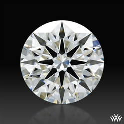 0.655 ct G VS1 A CUT ABOVE® Hearts and Arrows Super Ideal Round Cut Loose Diamond