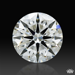 0.64 ct H VS2 A CUT ABOVE® Hearts and Arrows Super Ideal Round Cut Loose Diamond