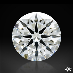 0.398 ct G VS2 A CUT ABOVE® Hearts and Arrows Super Ideal Round Cut Loose Diamond