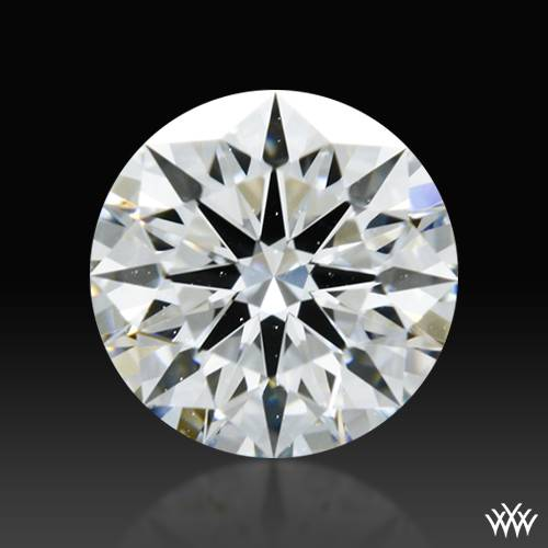 0.425 ct G SI1 A CUT ABOVE® Hearts and Arrows Super Ideal Round Cut Loose Diamond