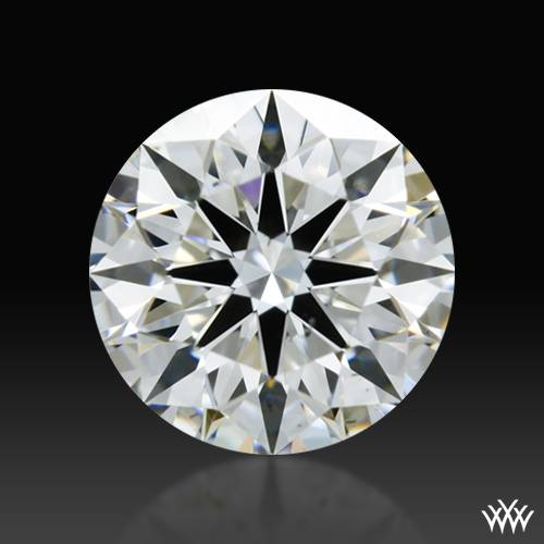 0.435 ct G VS2 A CUT ABOVE® Hearts and Arrows Super Ideal Round Cut Loose Diamond