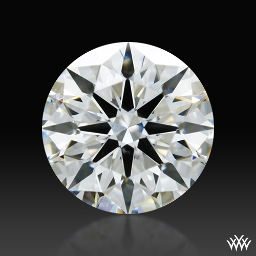 0.43 ct G SI1 A CUT ABOVE® Hearts and Arrows Super Ideal Round Cut Loose Diamond