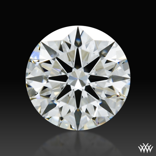 0.442 ct G VS2 A CUT ABOVE® Hearts and Arrows Super Ideal Round Cut Loose Diamond