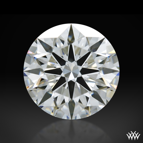 0.78 ct F SI1 Premium Select Round Cut Loose Diamond