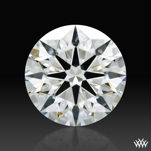 0.753 ct G VS2 A CUT ABOVE® Hearts and Arrows Super Ideal Round Cut Loose Diamond