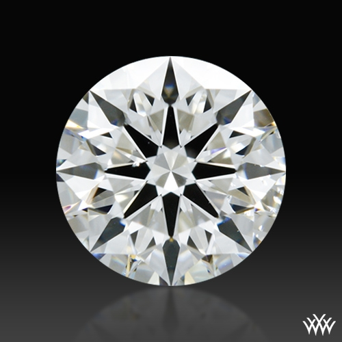 0.738 ct G VS2 A CUT ABOVE® Hearts and Arrows Super Ideal Round Cut Loose Diamond