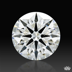 0.753 ct I VS2 A CUT ABOVE® Hearts and Arrows Super Ideal Round Cut Loose Diamond