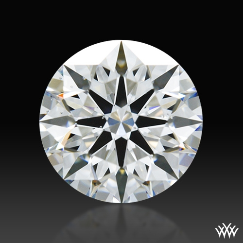 0.806 ct F SI1 Expert Selection Round Cut Loose Diamond