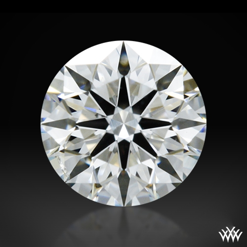 0.306 ct G SI2 A CUT ABOVE® Hearts and Arrows Super Ideal Round Cut Loose Diamond