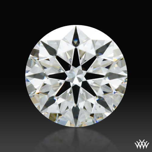 0.383 ct H VS2 A CUT ABOVE® Hearts and Arrows Super Ideal Round Cut Loose Diamond