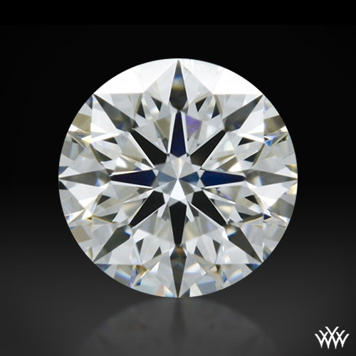 0.331 ct H SI1 Expert Selection Round Cut Loose Diamond