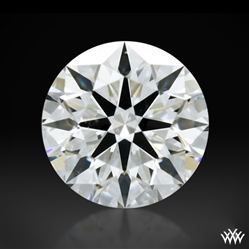 0.302 ct G SI1 A CUT ABOVE® Hearts and Arrows Super Ideal Round Cut Loose Diamond