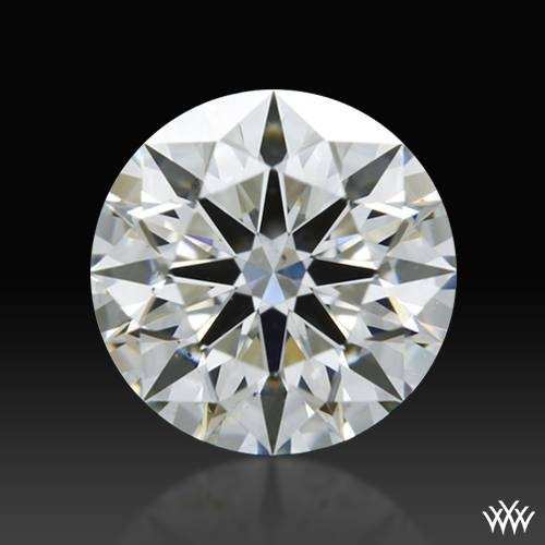 0.735 ct I VS2 A CUT ABOVE® Hearts and Arrows Super Ideal Round Cut Loose Diamond
