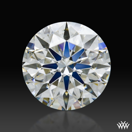 0.674 ct H SI1 Expert Selection Round Cut Loose Diamond