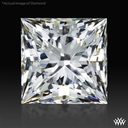0.948 ct H VS1 A CUT ABOVE® Princess Super Ideal Cut Diamond