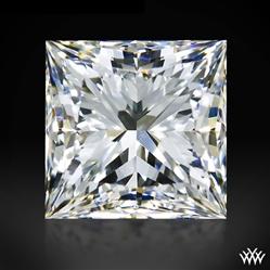1.004 ct H VS1 A CUT ABOVE® Princess Super Ideal Cut Diamond
