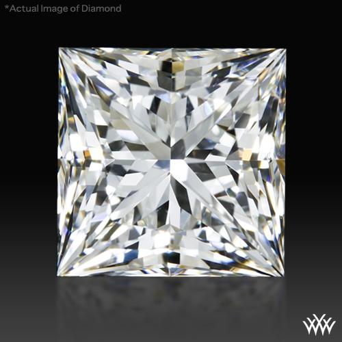 1.448 ct G VS2 A CUT ABOVE® Princess Super Ideal Cut Diamond