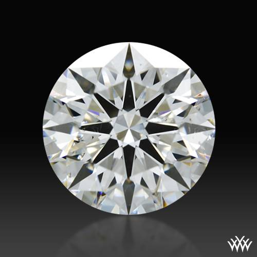 0.771 ct G SI1 A CUT ABOVE® Hearts and Arrows Super Ideal Round Cut Loose Diamond