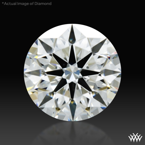 0.781 ct I VS2 A CUT ABOVE® Hearts and Arrows Super Ideal Round Cut Loose Diamond