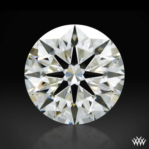0.825 ct J VS1 A CUT ABOVE® Hearts and Arrows Super Ideal Round Cut Loose Diamond