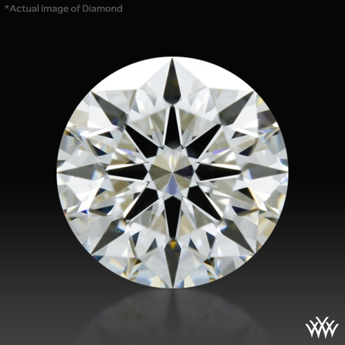 0.746 ct G VS2 A CUT ABOVE® Hearts and Arrows Super Ideal Round Cut Loose Diamond