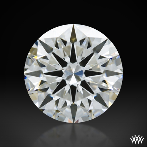 1.003 ct F VS2 A CUT ABOVE® Hearts and Arrows Super Ideal Round Cut Loose Diamond