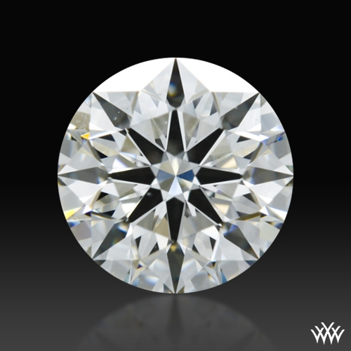 1.155 ct H VS2 A CUT ABOVE® Hearts and Arrows Super Ideal Round Cut Loose Diamond