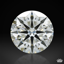 1.027 ct H VVS2 A CUT ABOVE® Hearts and Arrows Super Ideal Round Cut Loose Diamond