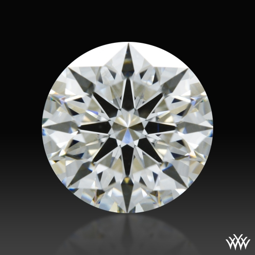 1.027 ct H VS1 A CUT ABOVE® Hearts and Arrows Super Ideal Round Cut Loose Diamond