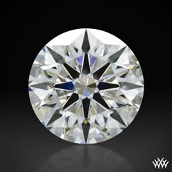 1.128 ct H VS2 Expert Selection Round Cut Loose Diamond