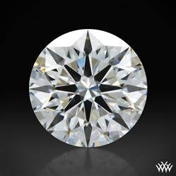 1.214 ct E VS2 A CUT ABOVE® Hearts and Arrows Super Ideal Round Cut Loose Diamond