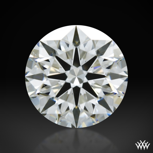 1.006 ct I VS1 A CUT ABOVE® Hearts and Arrows Super Ideal Round Cut Loose Diamond