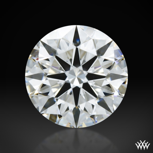 0.825 ct E VS1 A CUT ABOVE® Hearts and Arrows Super Ideal Round Cut Loose Diamond