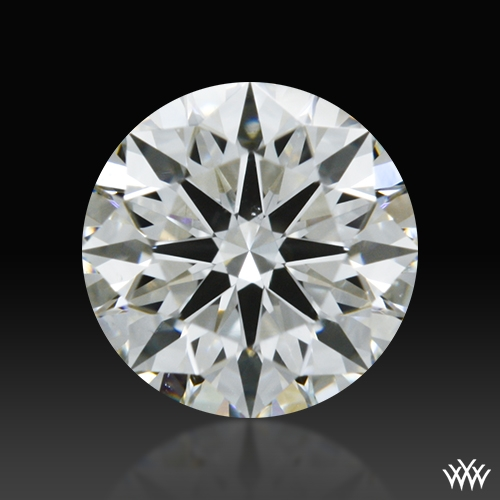 0.42 ct G VS1 A CUT ABOVE® Hearts and Arrows Super Ideal Round Cut Loose Diamond