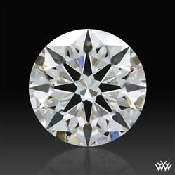 0.435 ct H VS1 A CUT ABOVE® Hearts and Arrows Super Ideal Round Cut Loose Diamond