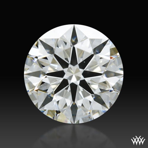 0.428 ct H VS1 A CUT ABOVE® Hearts and Arrows Super Ideal Round Cut Loose Diamond