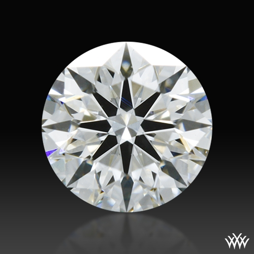 0.438 ct G VS2 A CUT ABOVE® Hearts and Arrows Super Ideal Round Cut Loose Diamond