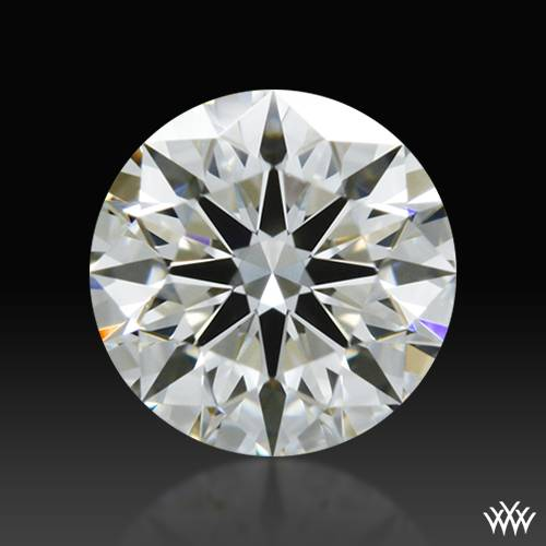 0.42 ct H VS1 A CUT ABOVE® Hearts and Arrows Super Ideal Round Cut Loose Diamond