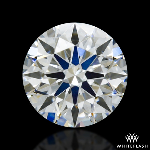 0.412 ct G VS2 A CUT ABOVE® Hearts and Arrows Super Ideal Round Cut Loose Diamond