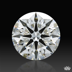 0.665 ct E VS2 A CUT ABOVE® Hearts and Arrows Super Ideal Round Cut Loose Diamond