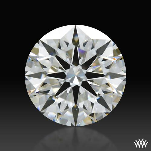 0.533 ct G VVS1 A CUT ABOVE® Hearts and Arrows Super Ideal Round Cut Loose Diamond
