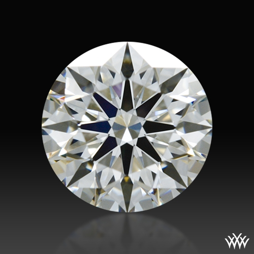 0.563 ct I VVS2 A CUT ABOVE® Hearts and Arrows Super Ideal Round Cut Loose Diamond