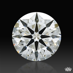 0.567 ct I VS2 A CUT ABOVE® Hearts and Arrows Super Ideal Round Cut Loose Diamond