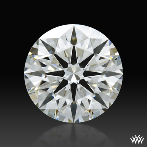 0.56 ct I VS1 A CUT ABOVE® Hearts and Arrows Super Ideal Round Cut Loose Diamond